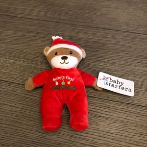 Other - Baby first Christmas plush toy